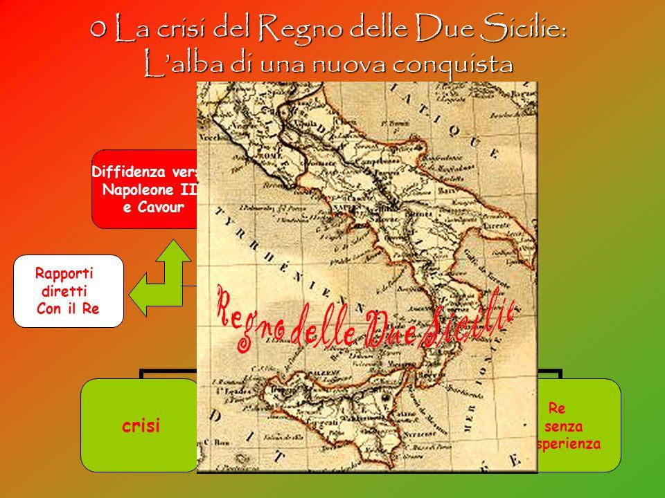 0 La crisi del Regno delle Due Sicilie: L'alba di una nuova conquista