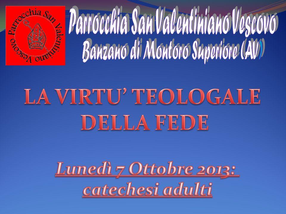 Parrocchia San Valentiniano Vescovo Banzano di Montoro Superiore (AV)