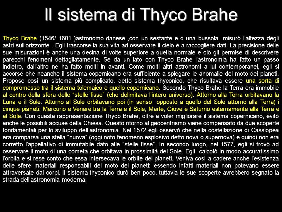 Il sistema di Thyco Brahe