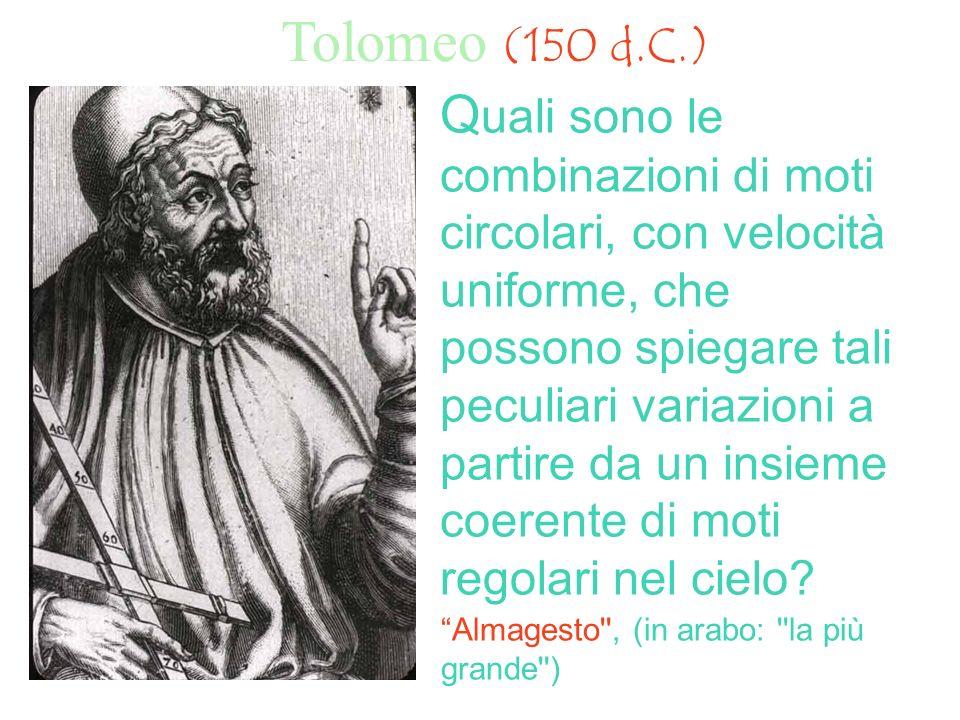 Tolomeo (150 d.C.)