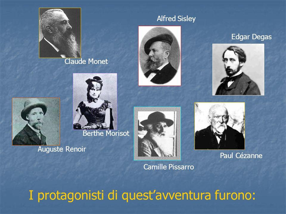 I protagonisti di quest'avventura furono: