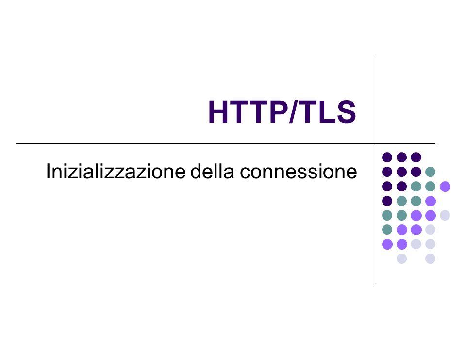 Inizializzazione della connessione