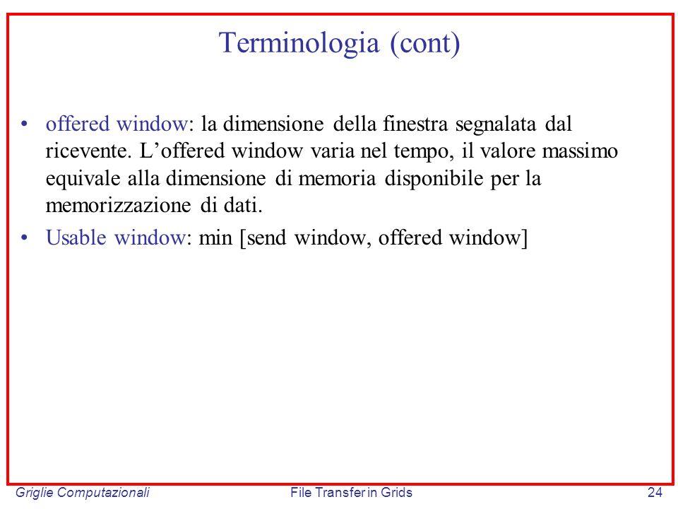 Terminologia (cont)