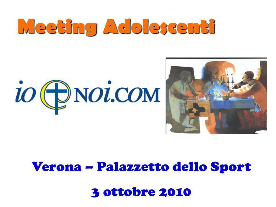 Verona – Palazzetto dello Sport