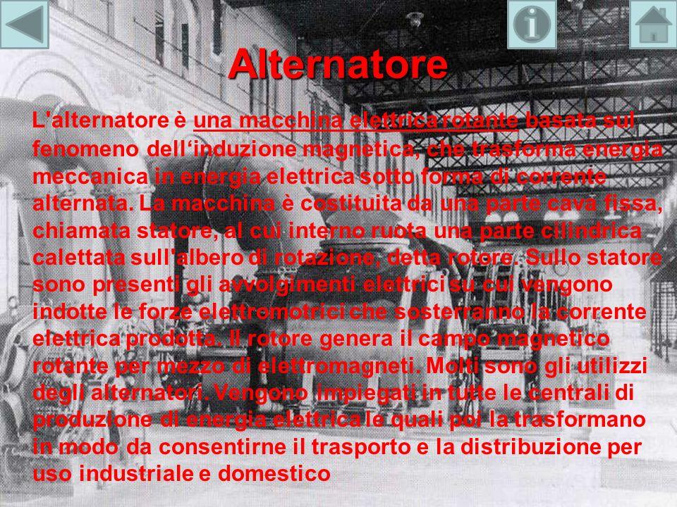 Alternatore
