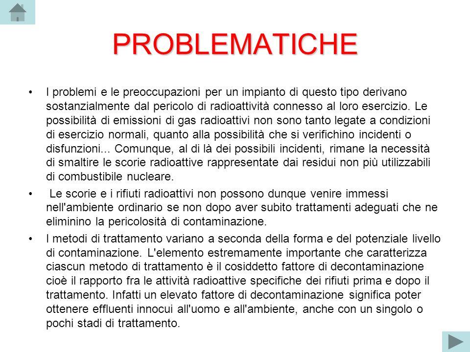 PROBLEMATICHE