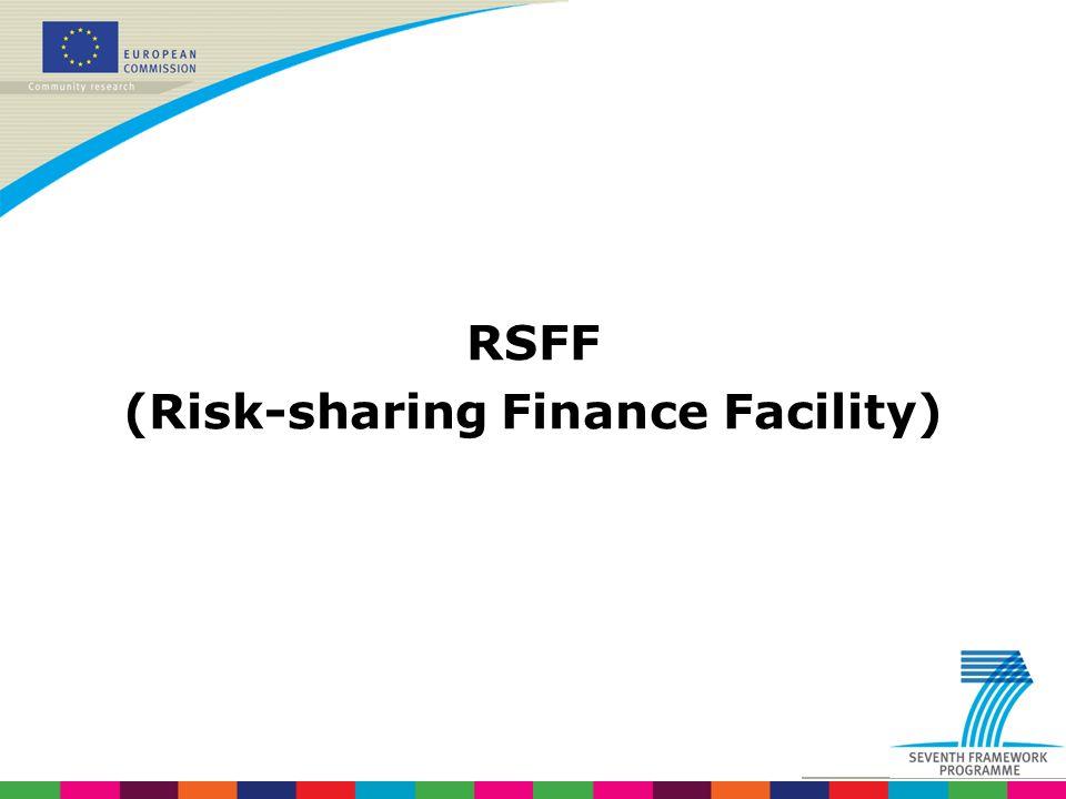 (Risk-sharing Finance Facility)
