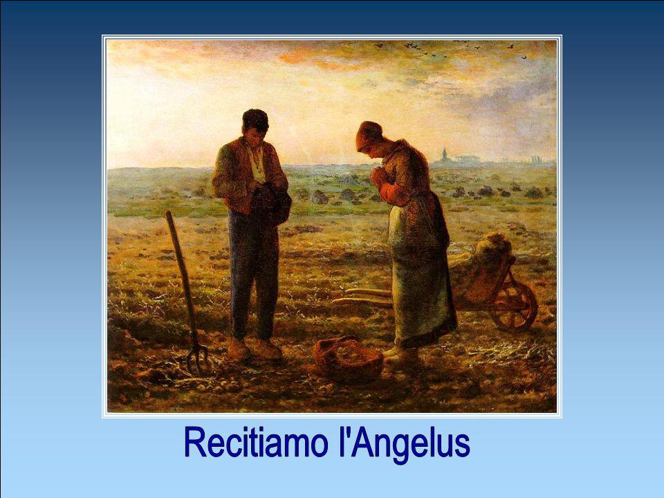 Recitiamo l Angelus