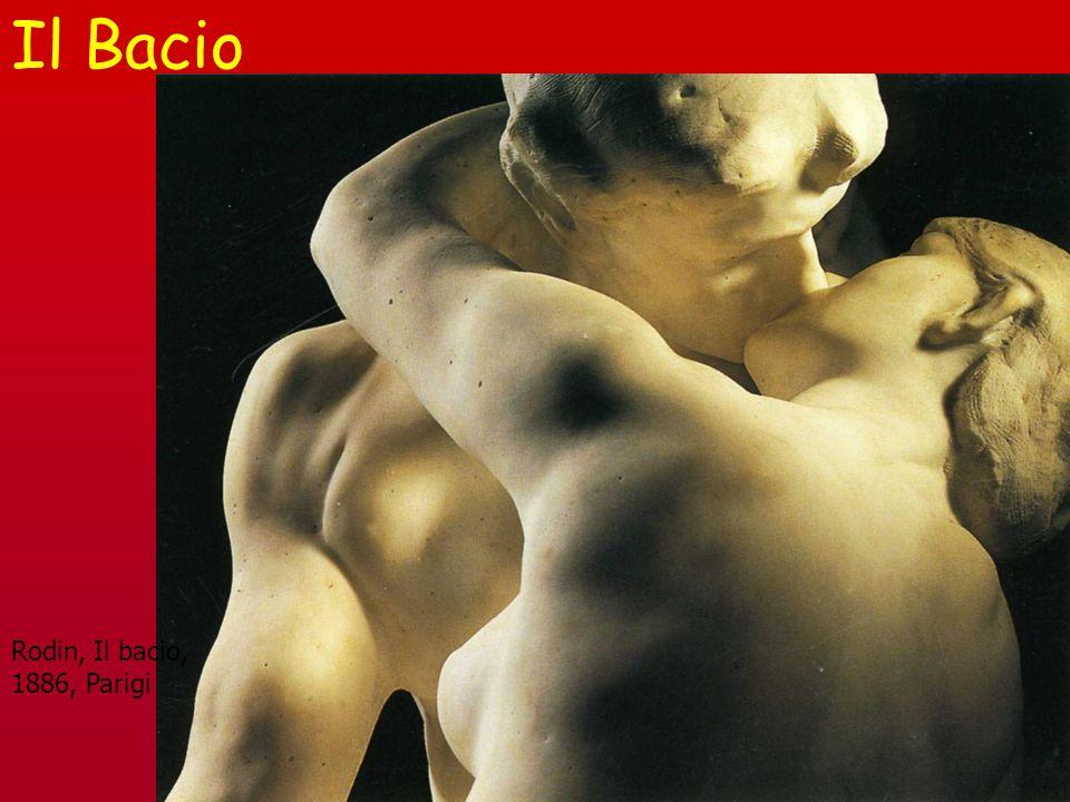 Il Bacio Rodin, Il bacio, 1886, Parigi