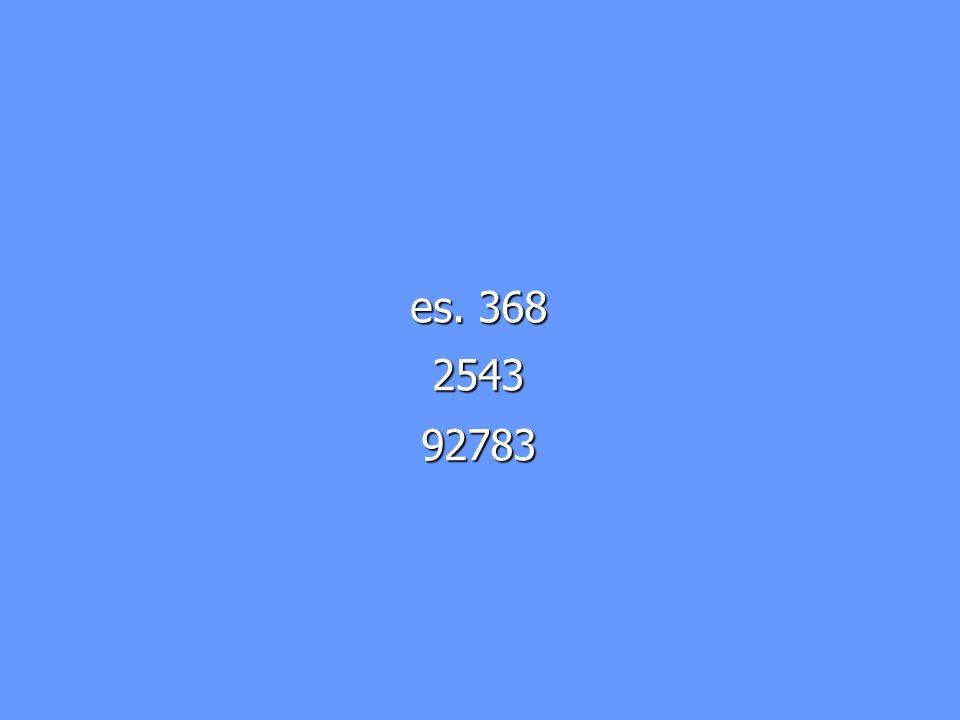 es. 368 2543 92783