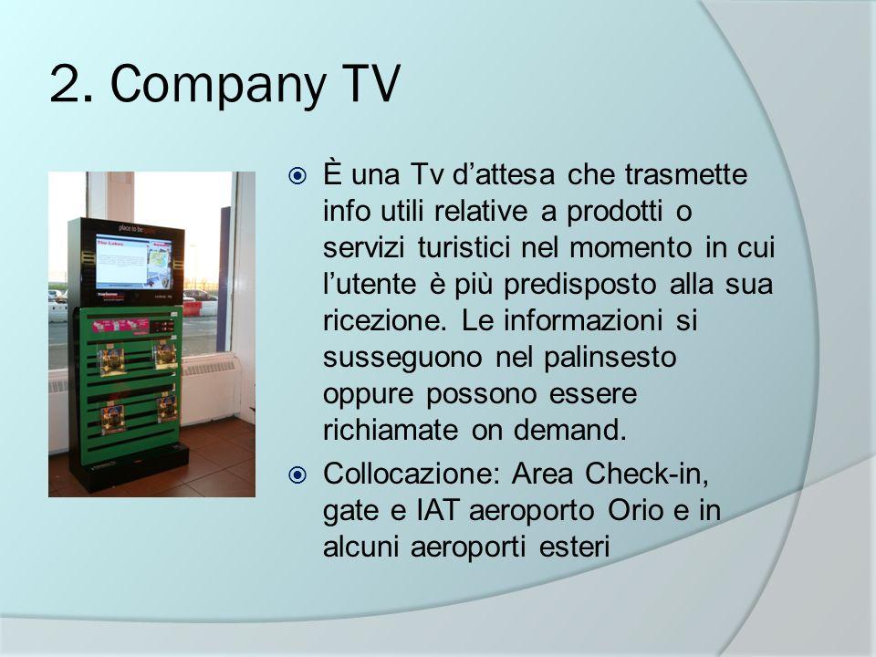 2. Company TV