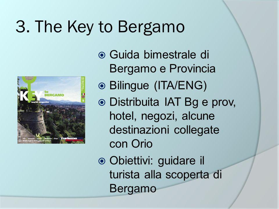 3. The Key to Bergamo Guida bimestrale di Bergamo e Provincia