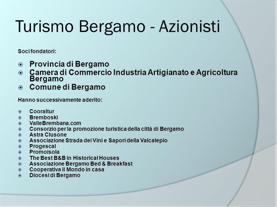 Turismo Bergamo - Azionisti