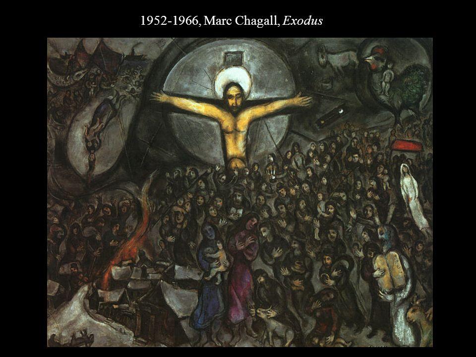 1952-1966, Marc Chagall, Exodus