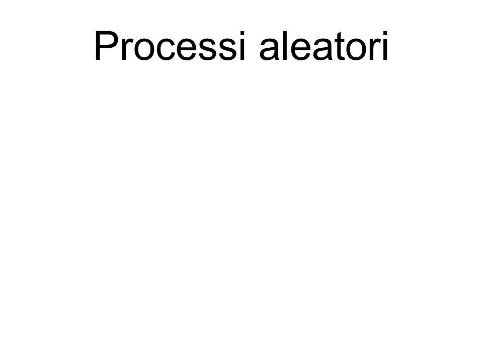 Processi aleatori