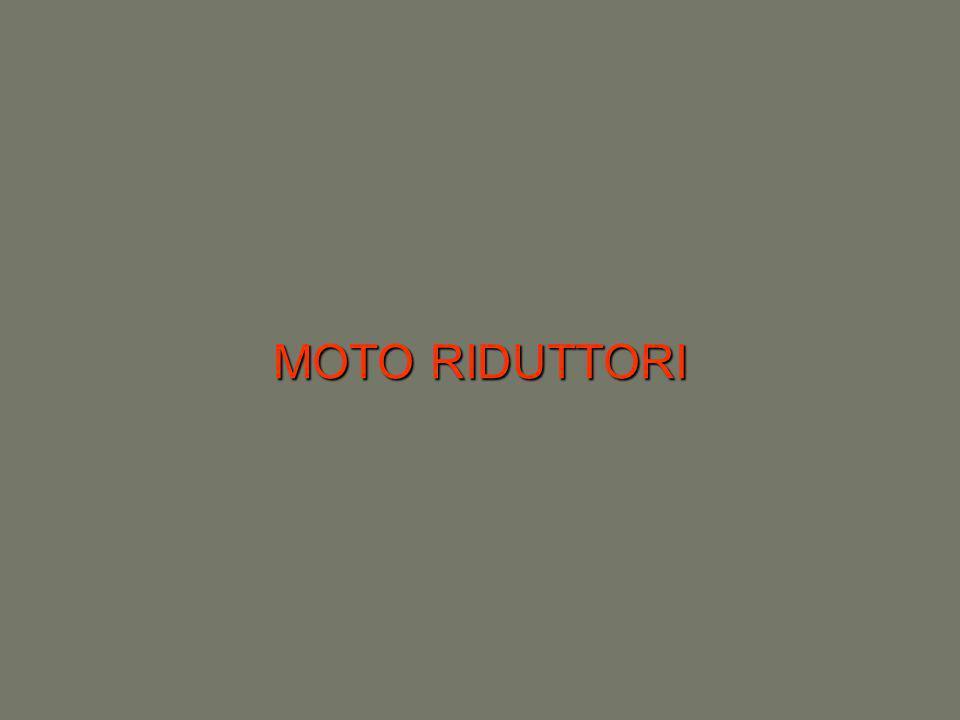 MOTO RIDUTTORI