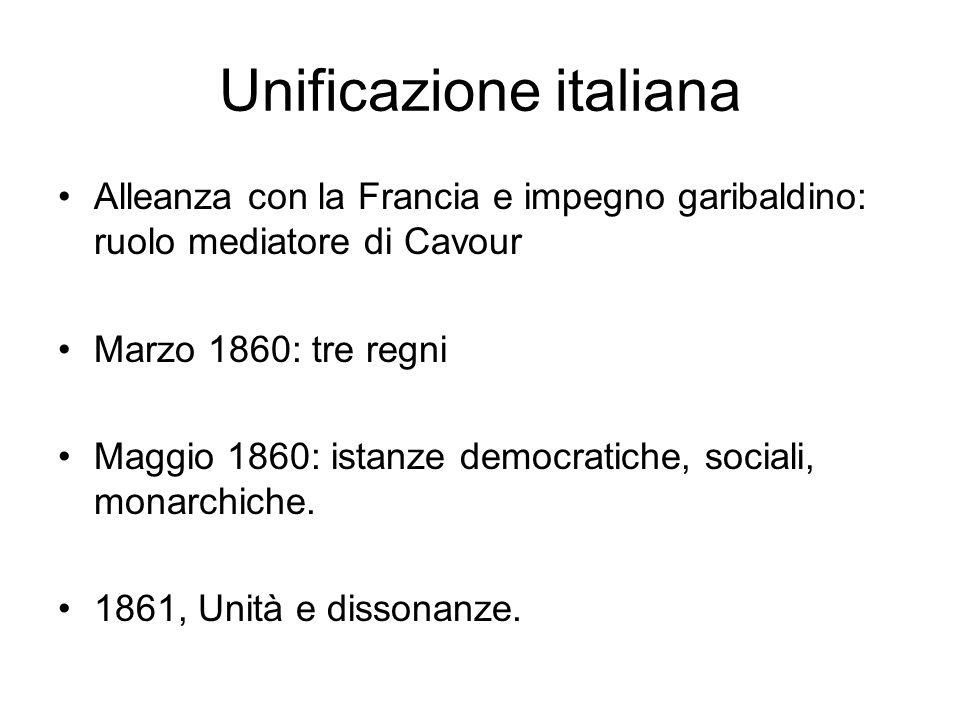 Unificazione italiana