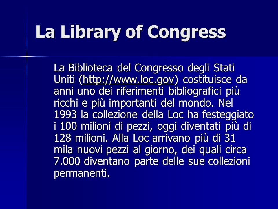 La Library of Congress