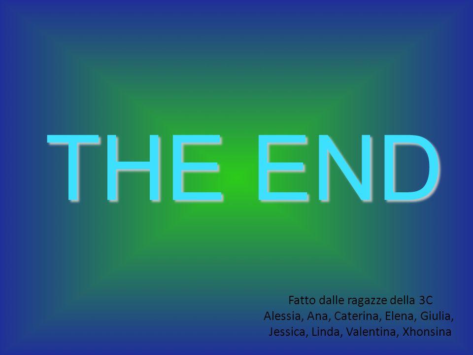 THE END Fatto dalle ragazze della 3C