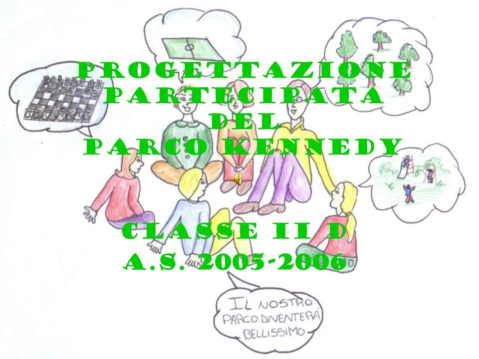PROGETTAZIONE PARTECIPATA del PARCO KENNEDY