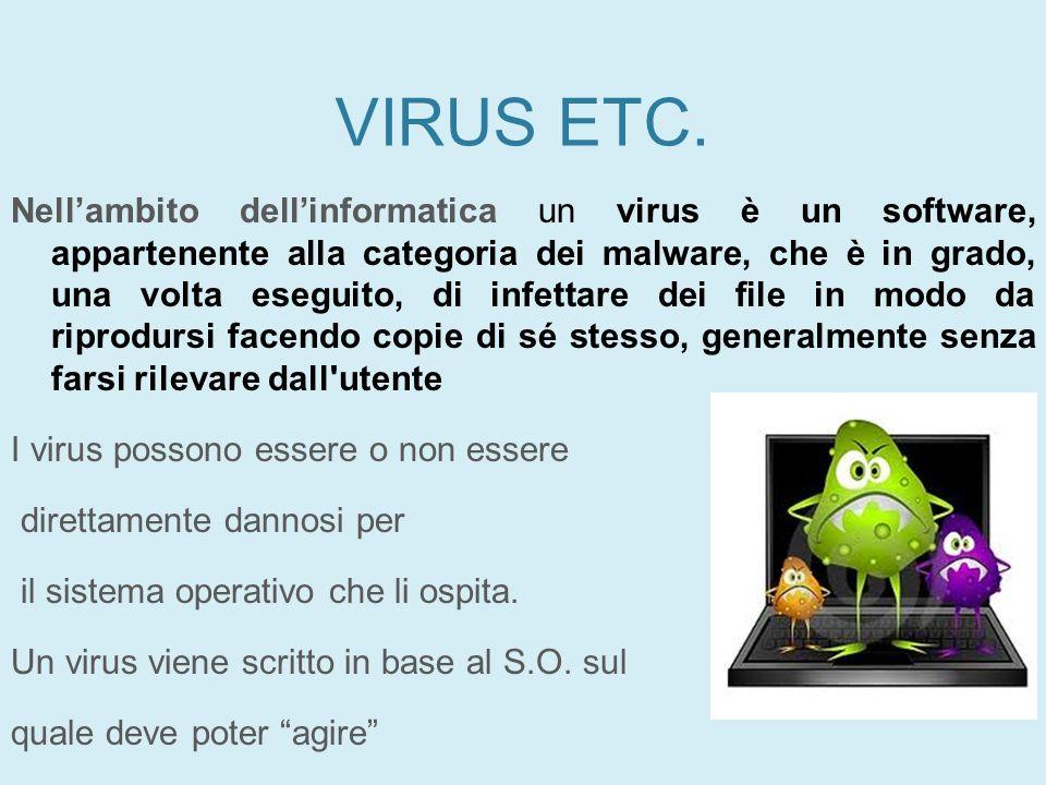 27/01/11 VIRUS ETC.
