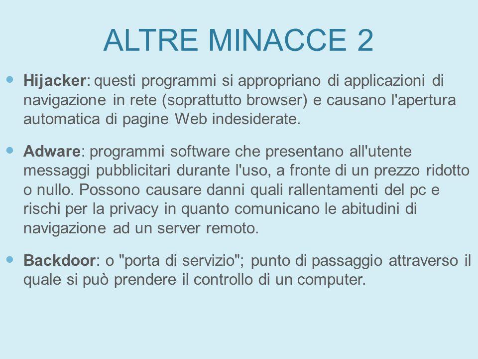 27/01/11 ALTRE MINACCE 2.
