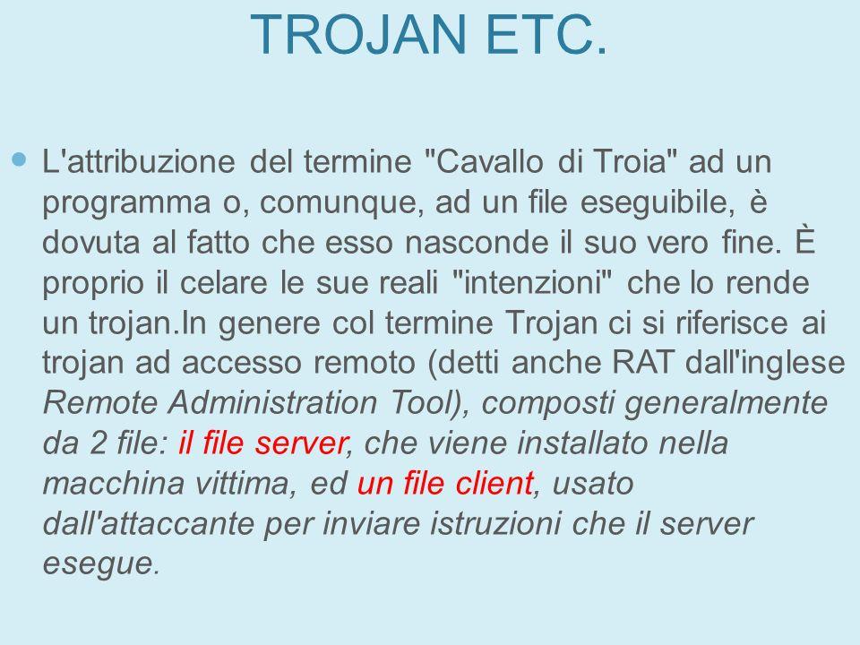 TROJAN ETC. 27/01/11.