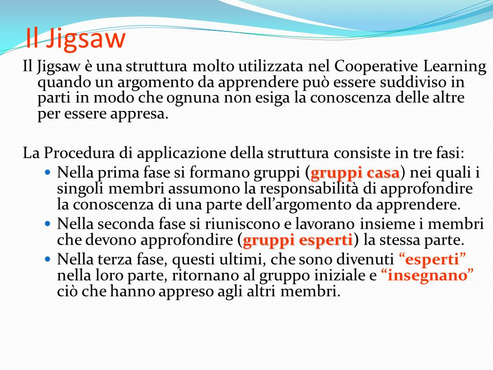 Il Jigsaw