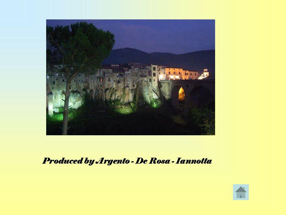 Produced by Argento - De Rosa - Iannotta