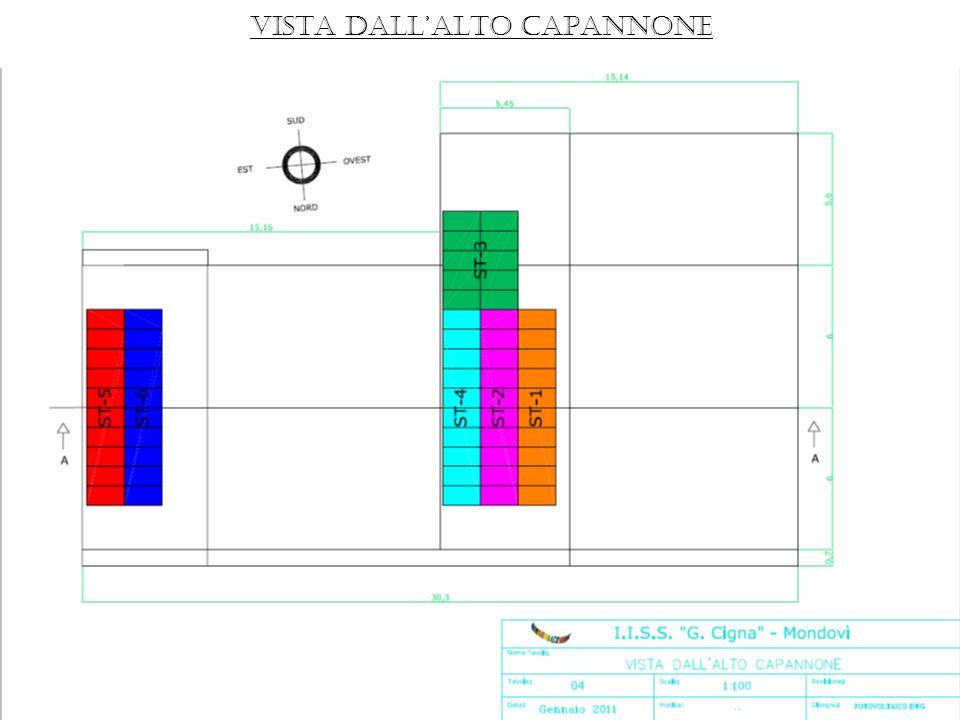 VISTA DALL'ALTO CAPANNONE
