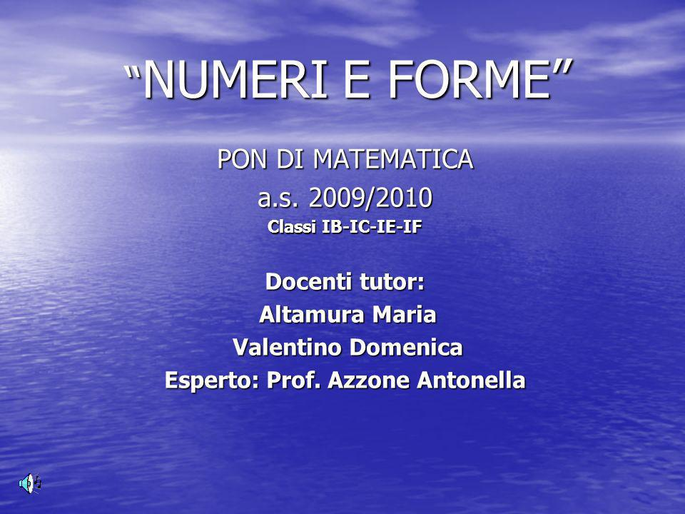 Esperto: Prof. Azzone Antonella