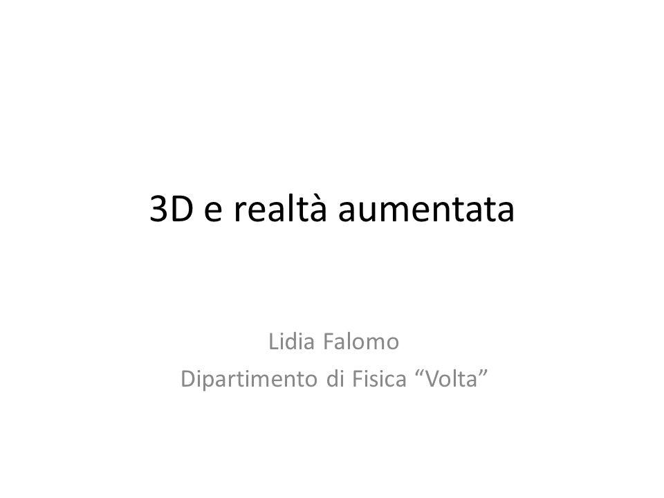 Open Day Lidia Falomo Dipartimento di Fisica Volta