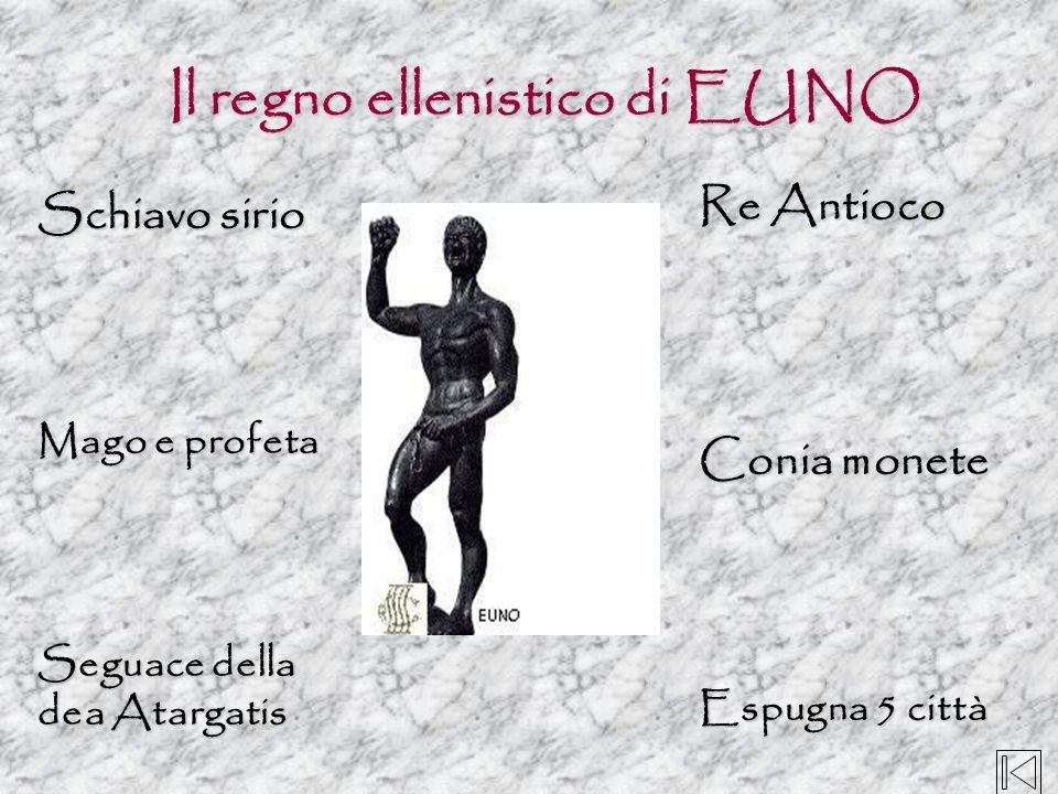 Il regno ellenistico di EUNO