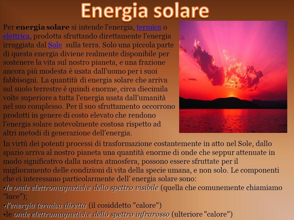 Energia solare