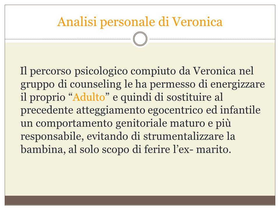 Analisi personale di Veronica