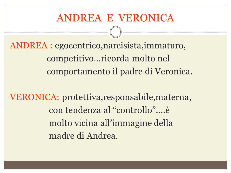 ANDREA E VERONICA