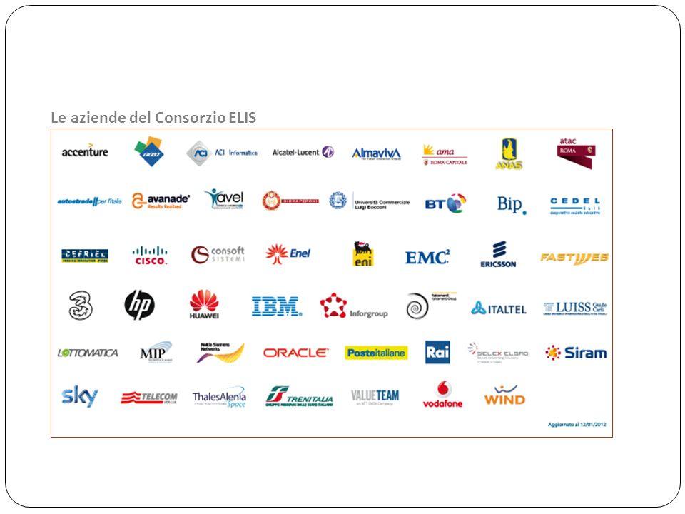 Le aziende del Consorzio ELIS