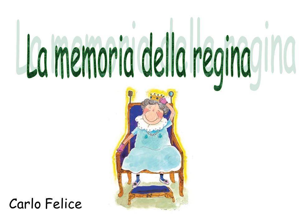 La memoria della regina