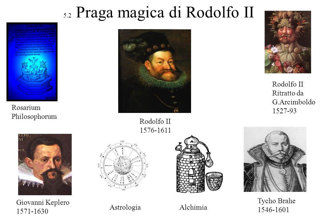 5.2 Praga magica di Rodolfo II
