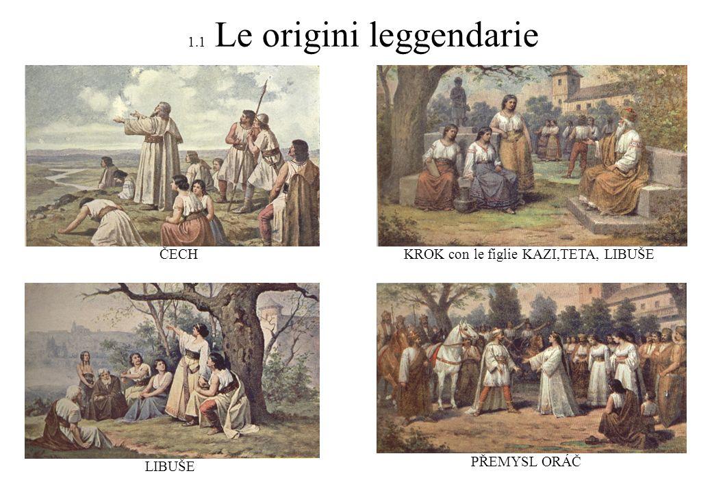 1.1 Le origini leggendarie
