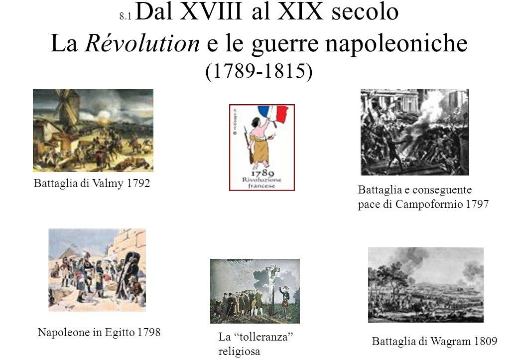 Battaglia e conseguente pace di Campoformio 1797