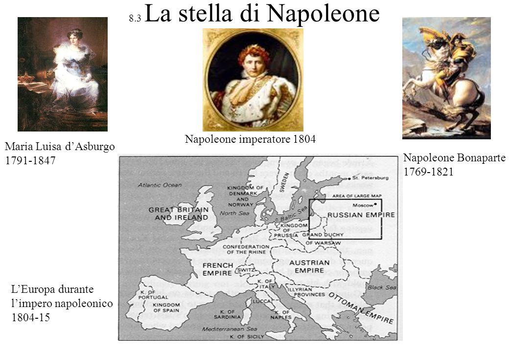 L'Europa durante l'impero napoleonico 1804-15