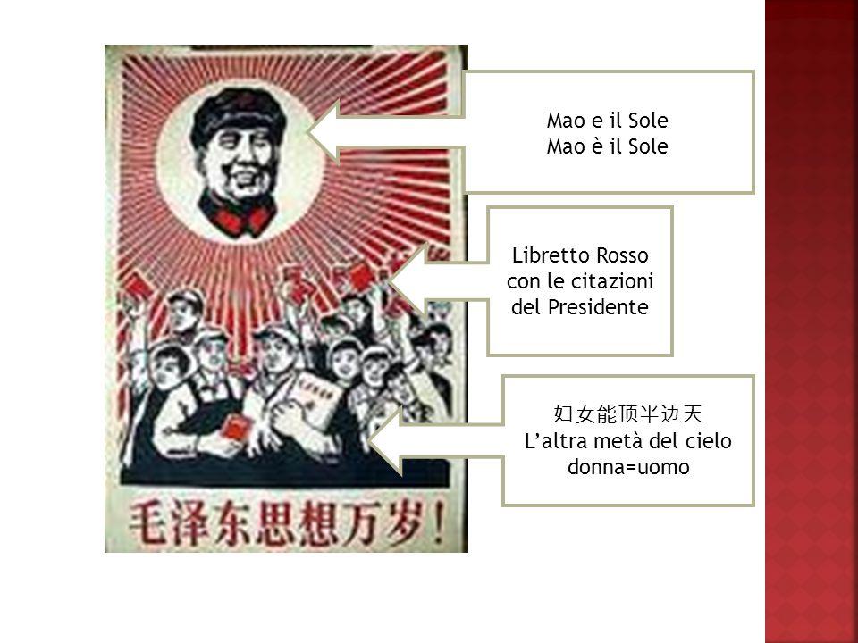 Libretto Rosso con le citazioni del Presidente