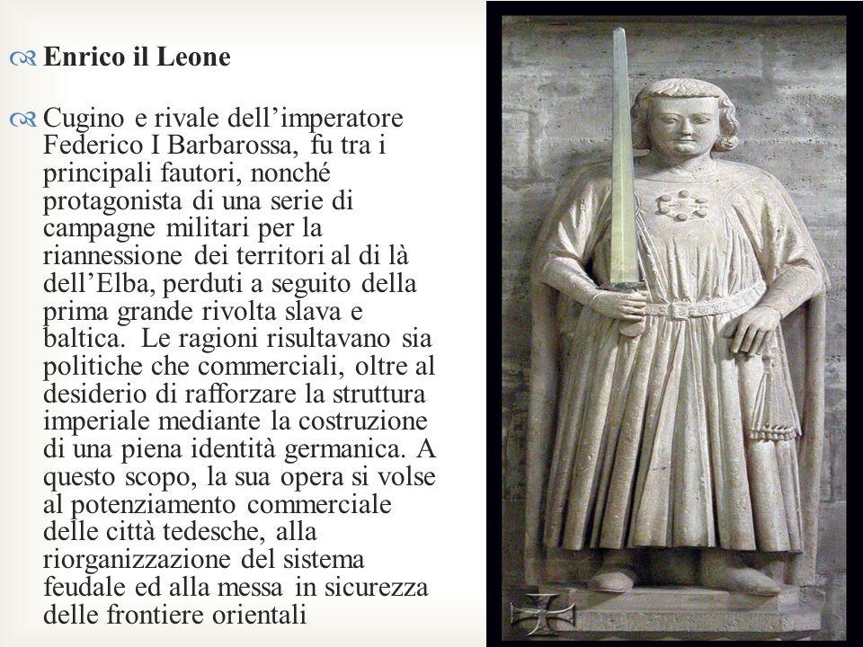 Enrico il Leone