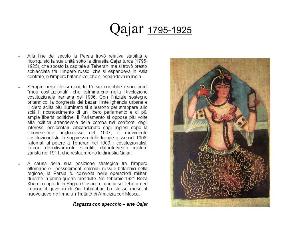 Qajar 1795-1925
