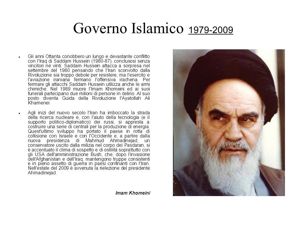 Governo Islamico 1979-2009