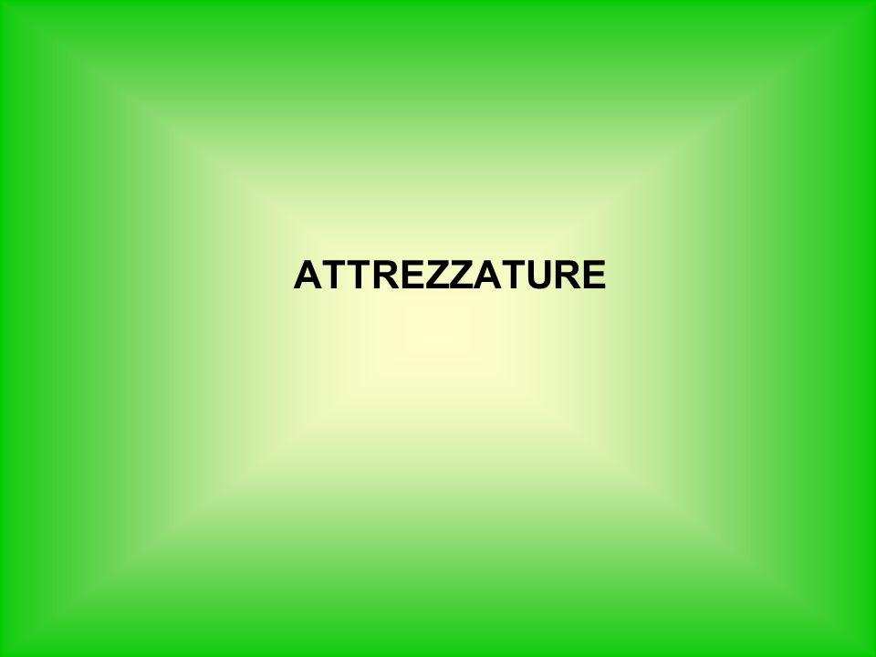 ATTREZZATURE