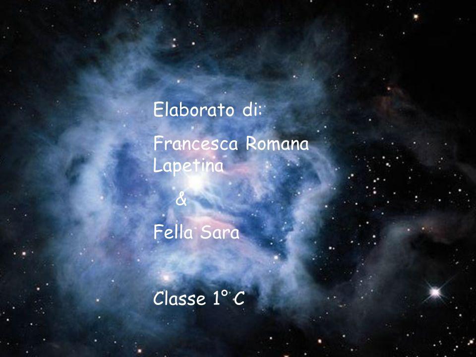 Elaborato di: Francesca Romana Lapetina & Fella Sara Classe 1° C