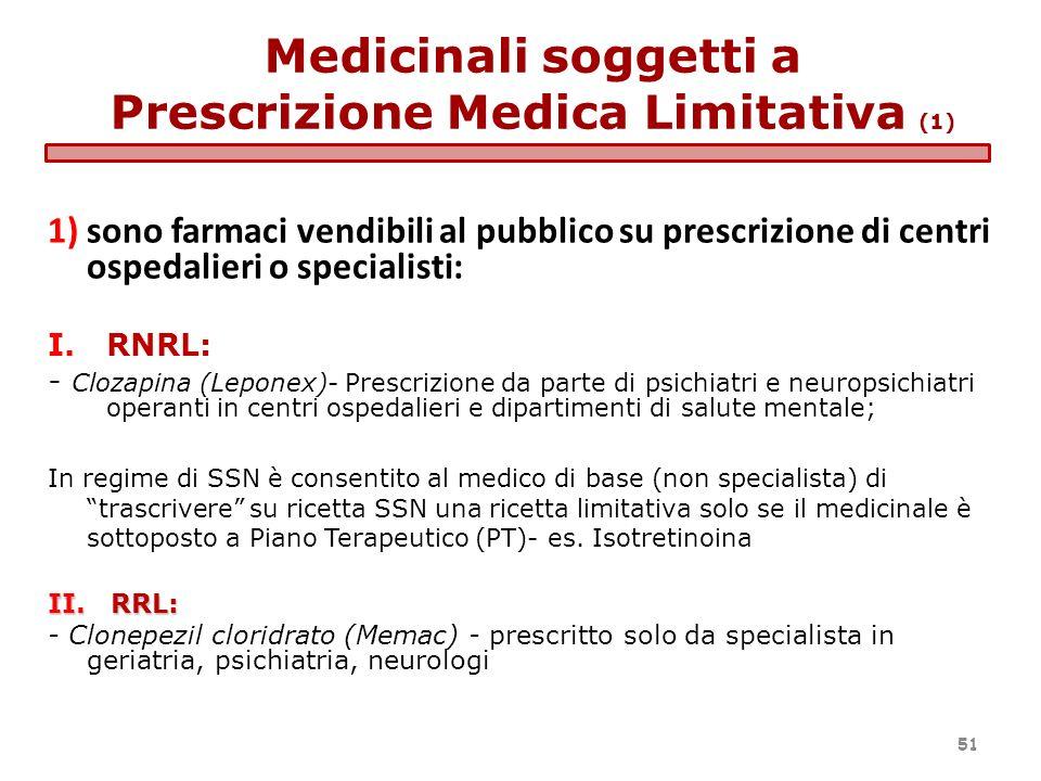 Prescrizione Medica Limitativa (1)