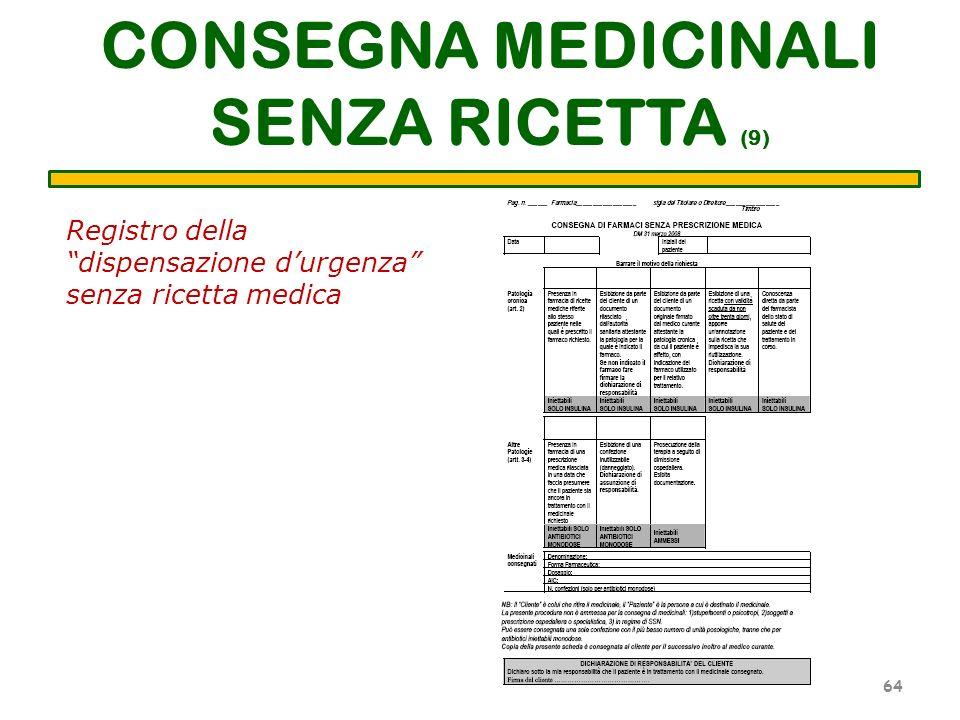 CONSEGNA MEDICINALI SENZA RICETTA (9)